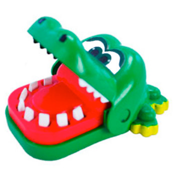 """World's Smallest Crocodile Dentist Game """"Actually Works"""""""
