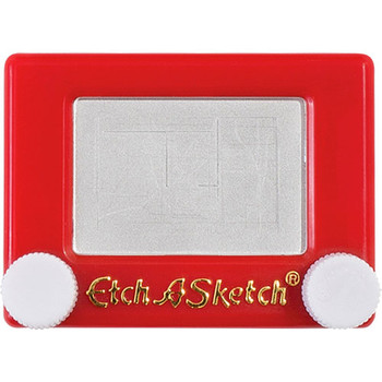 """World's Smallest Etch a Sketch """"Actually Works"""""""
