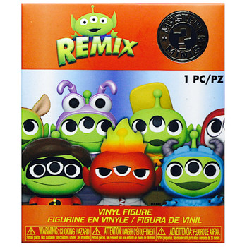 """Anger Pixar Alien Remix Inside Out Mystery Figure 3"""" Sealed Box"""