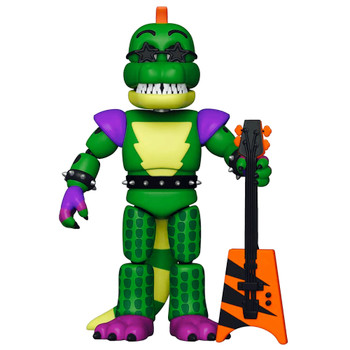 """Montgomery Gator Five Nights at Freddy's Security Breach 5"""" Action Figure"""