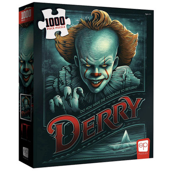 IT Chapter Two Return to Derry Puzzle 1000 Piece