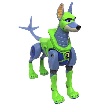 """Dynomutt Scooby Doo Scoob! Movie Action Figure 5"""" (New Loose)"""