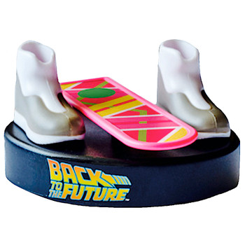 """Back to the Future Magnetic Hoverboard Running Press Miniature Edition 3"""""""