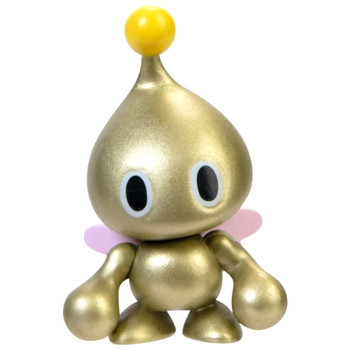 """Gold Chao Sonic the Hedgehog Articulated Action Figure 2.5"""""""