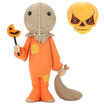 """Sam from Trick 'r' Treat Toony Terrors Action Figure 6"""""""