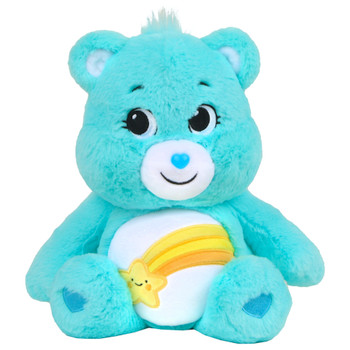 """Wish Bear With Coin 2020 Plush Care Bear 14"""""""