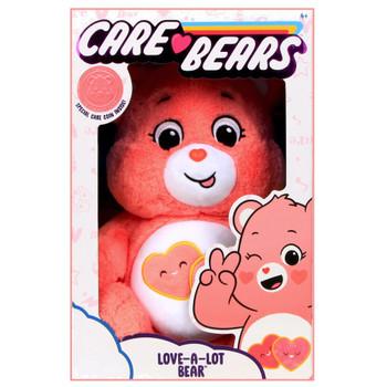 "Love-a-Lot Bear With Coin 2020 Plush Care Bear 14"""