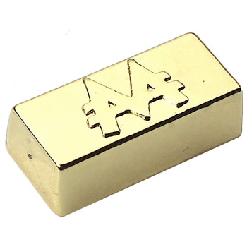 Monopoly Gold Bar Token Exclusive Diecast (New Loose)