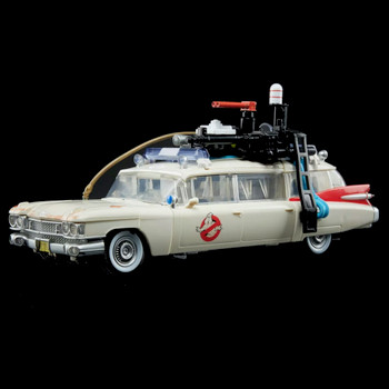 """Heroic Autobot Transformer Ectotron Ghostbusters ECTO-1 to Robot 7"""""""