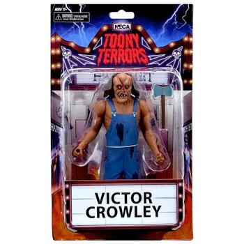 """Victor Crowley Hatchet Toony Terrors Action Figure 6"""""""