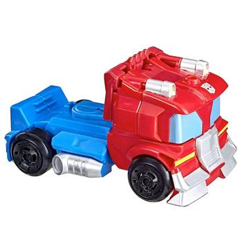 "Optimus Prime Rescue Bots Academy Classic Heroes Team Playskool Transformer 4.5"""