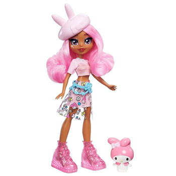 """Hello Kitty & Friends My Melody & Stylie Doll 10"""""""