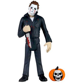 "Michael Myers Bloody Variant Halloween II Toony Terrors Action Figure 6"""