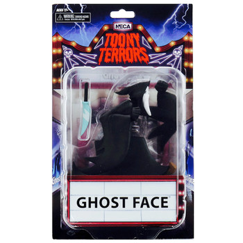 """Ghost Face Toony Terrors Action Figure 6"""""""