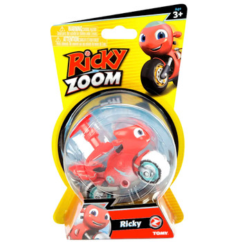 """Ricky Snow Tires Ricky Zoom and the Bike Buddies  3"""""""