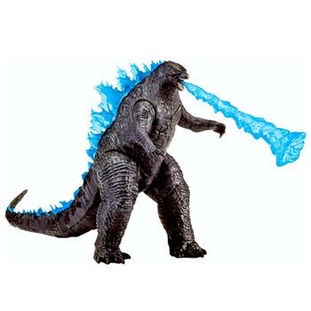 """Godzilla vs Kong Godzilla with Heat Ray Battle Damage Figure 6"""""""