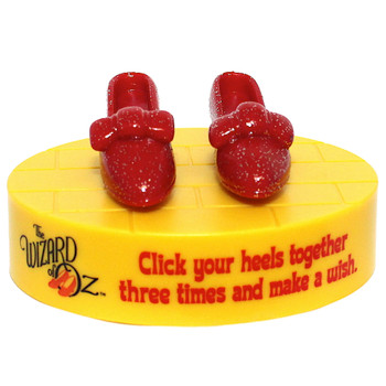 The Wizard of Oz Ruby Slippers Click & Wish Running Press Miniature Editions