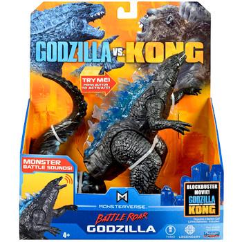 """Godzilla vs Kong Battle Roar Godzilla Figure 7"""""""