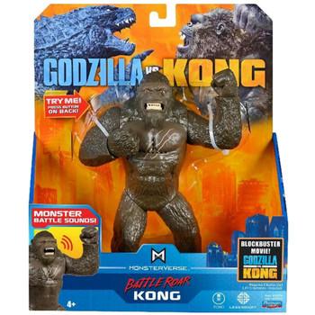 """Godzilla vs Kong Battle Roar Kong Figure 7"""""""