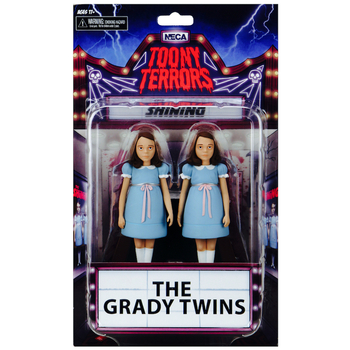 "The Shining Grady Twins Toony Terrors Action Figure 6"""