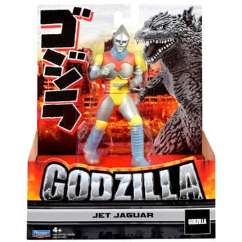 "Jet Jaguar Godzilla Vinyl Figure 8"""
