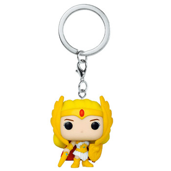 She-Ra Masters of the Universe Pocket Pop Keychain
