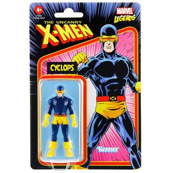 "The Uncanny X-Men Cyclops Marvel Legends Action Figure 3.75"""