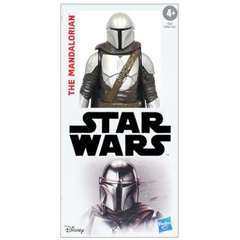 "The Mandalorian Star Wars Mandalorian Action Figure 6"""