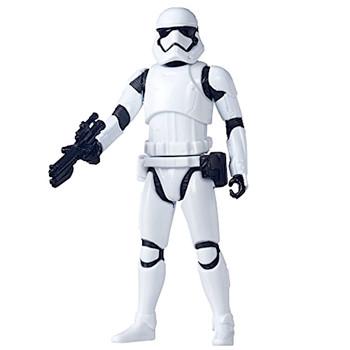 "First Order Stormtrooper Star Wars Action Figure 6"""