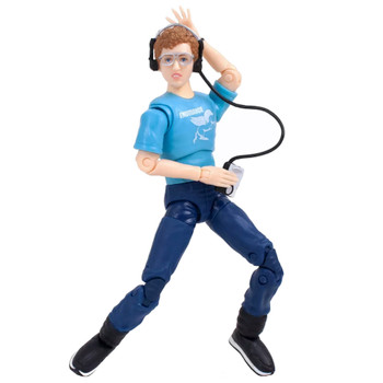 """Napoleon Dynamite Blue Shirt BST AXN Best Loyal Subjects Action Figures 5"""""""