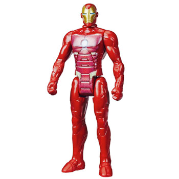 """Iron Man Marvel Articulated Action Figure 4"""" Bagged"""