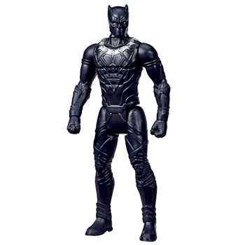 """Black Panther Marvel Articulated Action Figure 4"""" Bagged"""