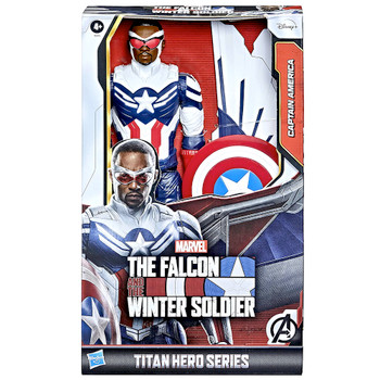 """Captain America The Falcon and Winter Soldier Marvel 12"""""""