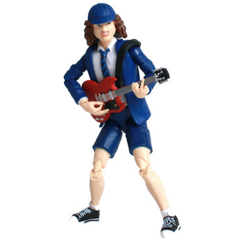 """AC DC Angus Young Highway to Hell Tour BST AXN Best Loyal Subjects Action Figure 5"""""""