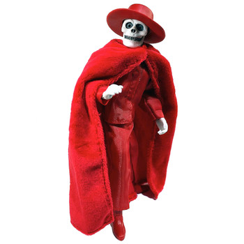 """Phantom of the Opera Masque of the Red Death 8"""" MEGO Horror Action Figure"""