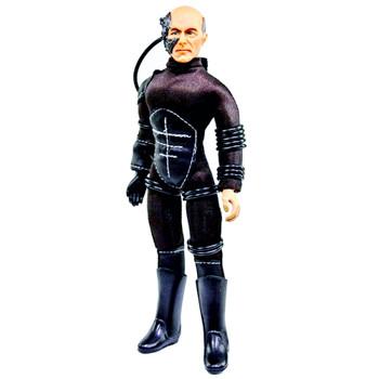 "Locutus of Borg Star Trek Next Generation 8"" MEGO Action Figure"