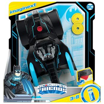 Batman Bat-Tech Batmobile Imaginext Set DC Superfriends