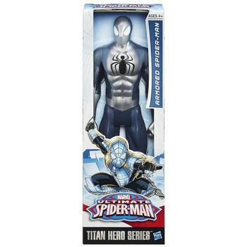 "Armored Spider-Man Ultimate 12"" Spiderman Titan Hero Action Figure"