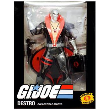 GI Joe Destro Collectible Statue 1/8 Scale