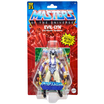 """Evil-Lyn 2021 Variant Masters of the Universe Action Figure 5.5"""""""