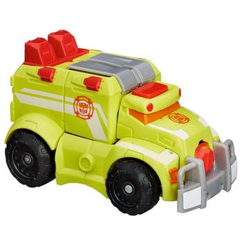 "Heatwave EMT Premium Transformers Playskool 7"" (New Loose)"