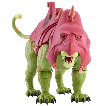 "Masters of the Universe Revelation Battle Cat Figure 14"""