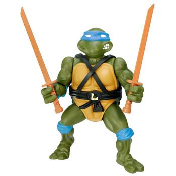 """Leonardo Teenage Mutant Ninja Turtles Retro Action Figure 4.5"""""""