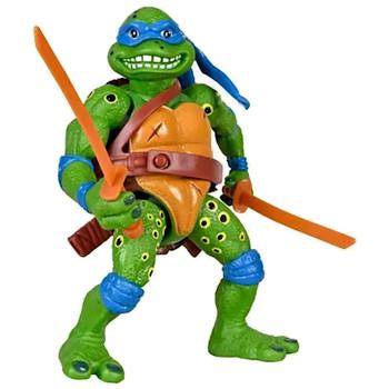 """Movie Star Leonardo Master Mutant Matinee Idol Teenage Mutant Ninja Turtles Action Figure 4.5"""""""