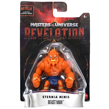 "Beast Man Masters of the Universe Revelation Eternia Minis Figure 2"""
