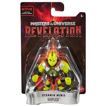 "Whiplash Masters of the Universe Revelation Eternia Minis Figure 2"""