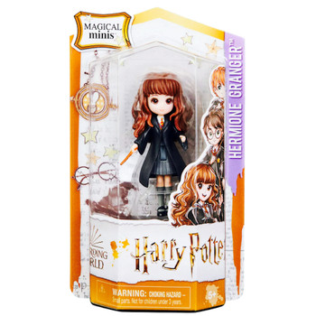"Hermione Granger Harry Potter Magical Minis Action Figure 3"""
