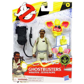 "Winston Zeddemore Ghostbusters Action Figure 6"""