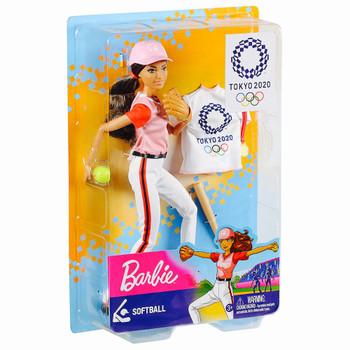Softball Tokyo 2020 Olympics Barbie