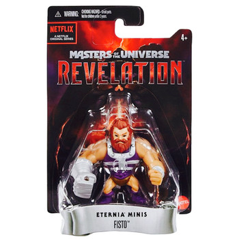 "Fisto Masters of the Universe Eternia Minis Figure 2"""